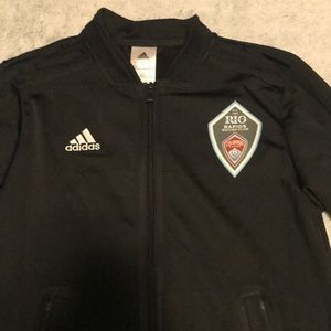 Adidas rio rapids soccer club jacket (colorado)